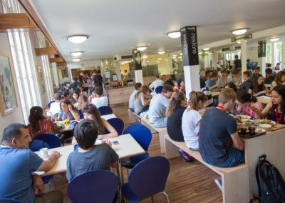 Samen eten Summer School Londen