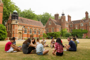 Summer School Cambridge