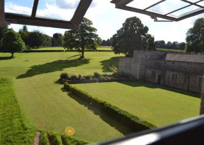 Uitzicht Landgoed Bath Downside