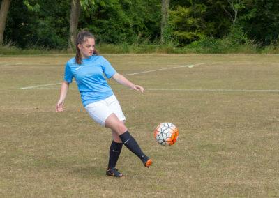 Voetbalkamp meiden