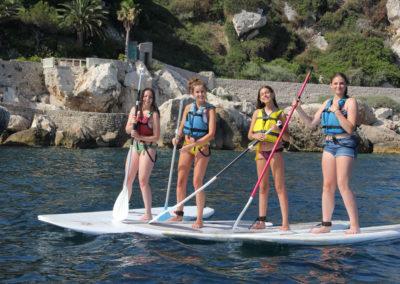 Activiteit Summer School Monaco