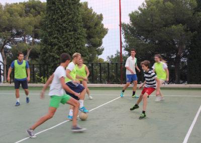 Voetballen Summer School Frankrijk