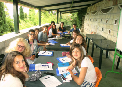 Franse les op Summer School Frankrijk