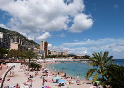Strand van Monaco