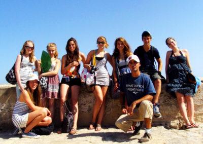 Op excursie Alicante