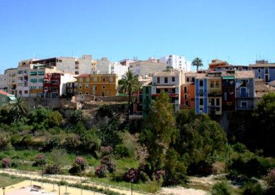 Oude wijk Alicante