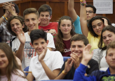 Internationale jongeren