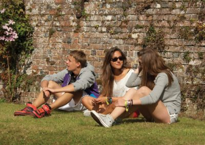 Internationale jongeren Summer School Folkestone