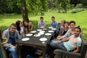 Samen eten Cambridge