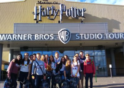 Tour Harry Potter Studio