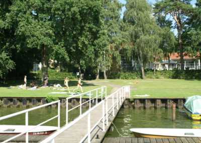 Summer School aan het meer