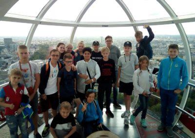 Excursie London Eye