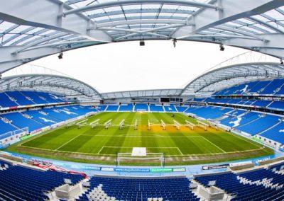 Excursie AMEX Stadion