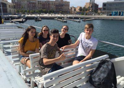 Boottocht Valencia