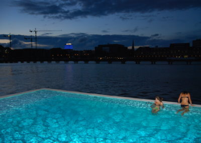 Avondactiviteit zwemmen in Berlijn