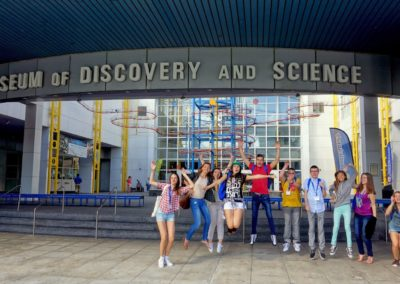 Excursie Museum of discovery