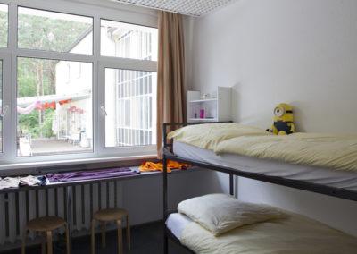 Slaapkamer Summer School Berlijn