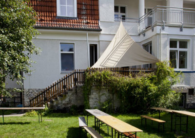 Zomervilla Berlijn Summer School