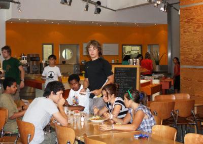 Cafetaria Berlijn Summer School