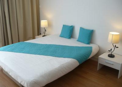 Slaapkamer residentie