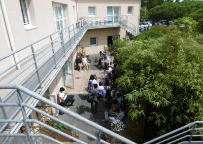Summer School tuin
