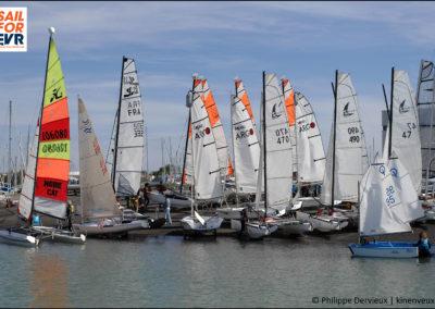 Zeilen La Rochelle
