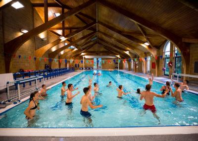 Bristol Summer School zwembad