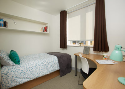 Abbey College bedroom