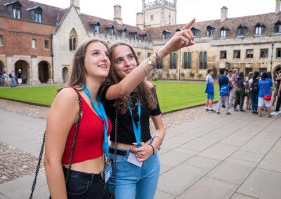 Cambridge ontdekken