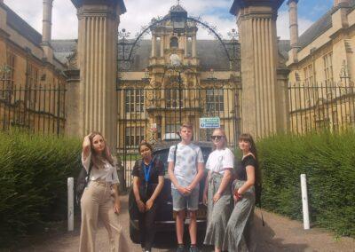 Excursie Oxford