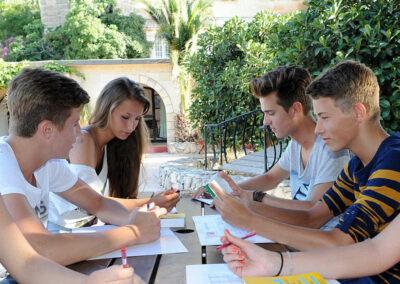 Engels leren Malta