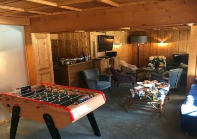 Lounge in Chalet Champery