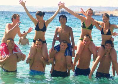 Jongeren Summer School Malta