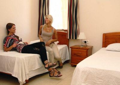Accommodatie Sprachcaffe Malta